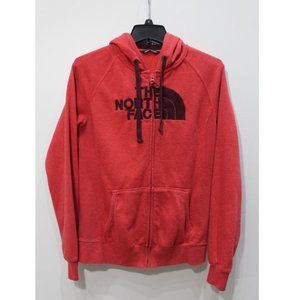 The North Face Womens M Hooded fleece jacket zip